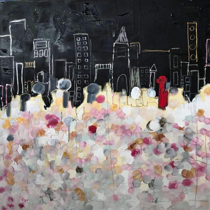 Peinture et pastels