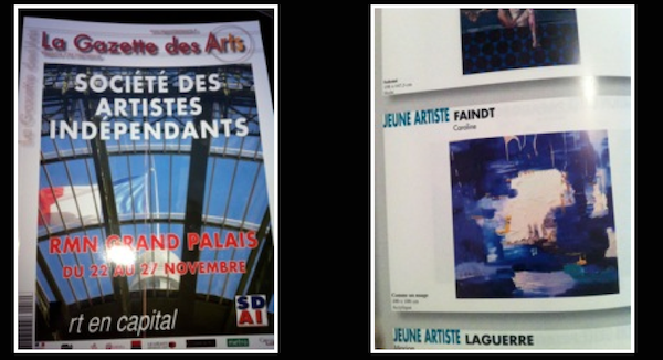 Grand palais - Salon Art en Capital - Paris