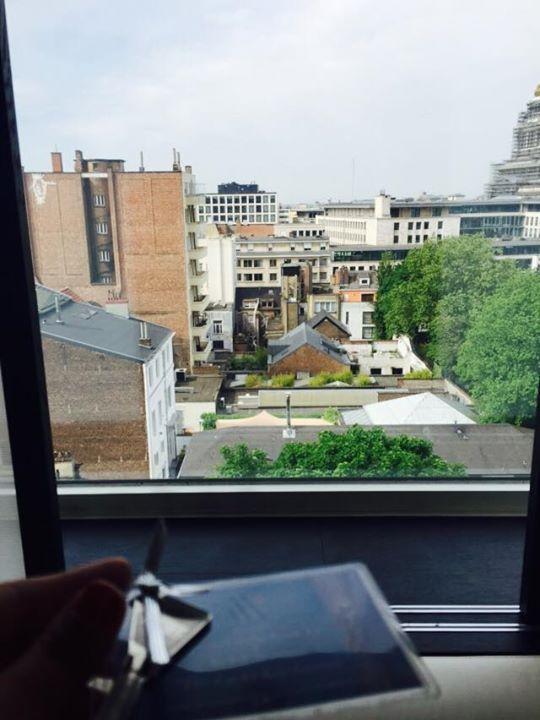 Une clé à Bruxelles