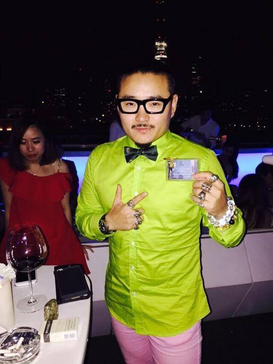 Une clé à Shangai